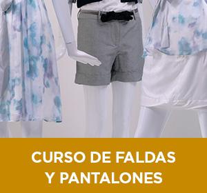 Curso de Faldas y Pantalones