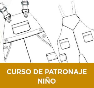 Curso de Patronaje Niño